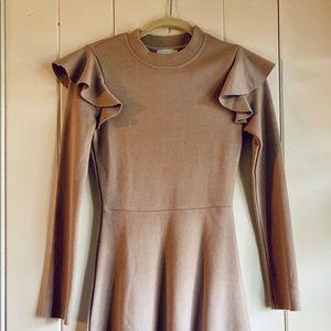 Beige Boutique Dress
